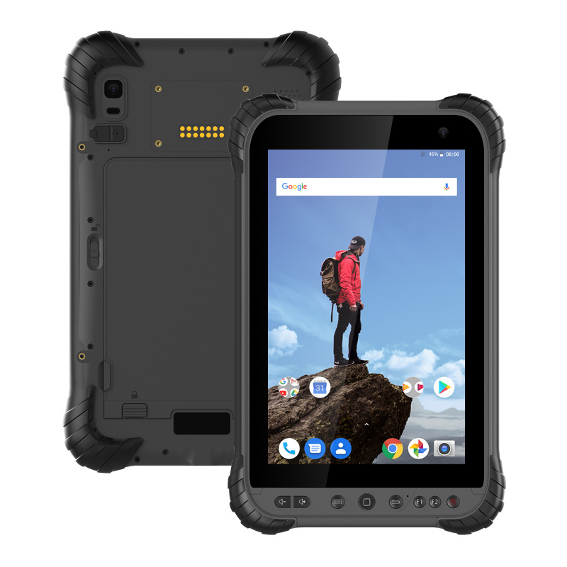 QCOM P300 IPS Screen 32GB ROM Android 10 Octa Core IP67 Rugged Tablet PC