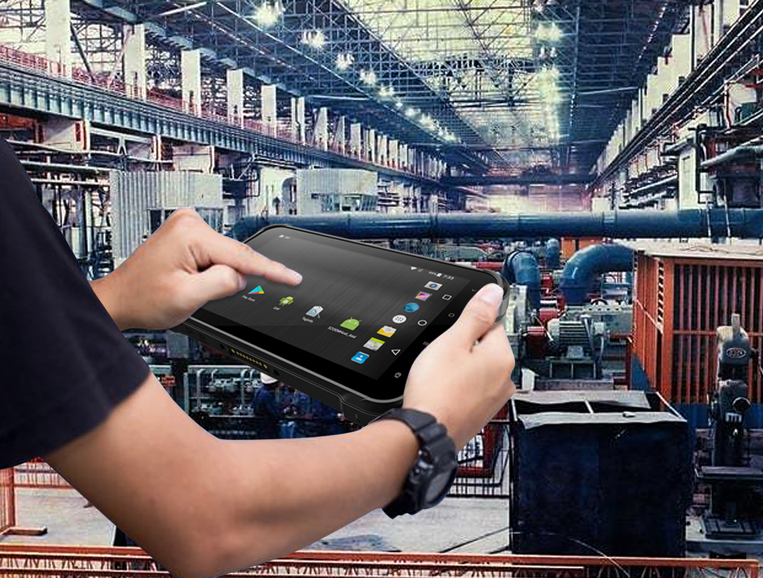 High-reliability Industrial Tablet PC Will Be Widely Used