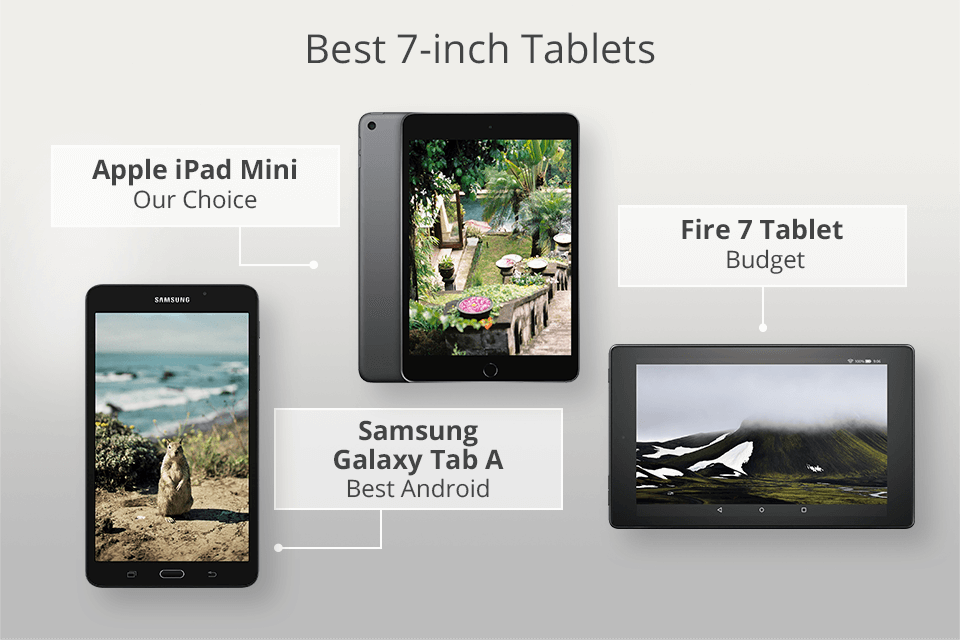 How to buy best 7 inch tablets in 2021? Beginner Guide