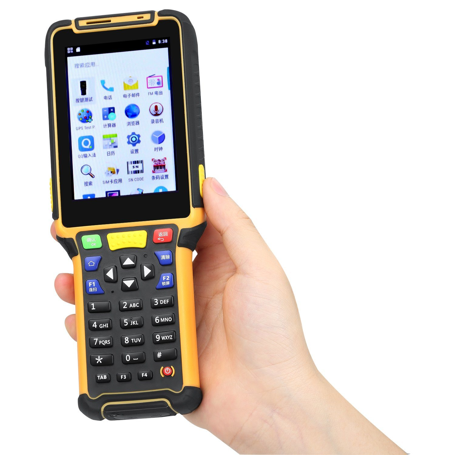 Which OEM android barcode scanner is best for retail store?