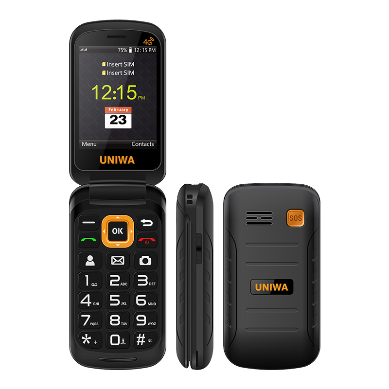flip-feature-phone-V909T 01