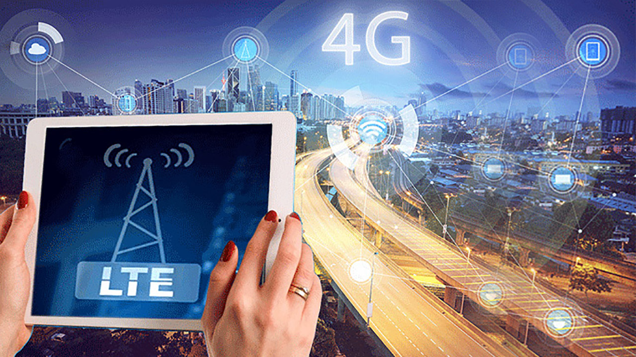 Reap the benefits of 4G mobile networks
