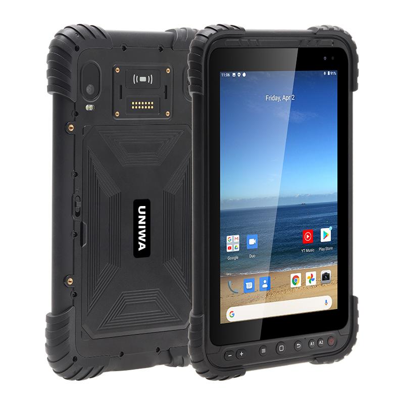 QCOM P888 Rugged Tablet 02