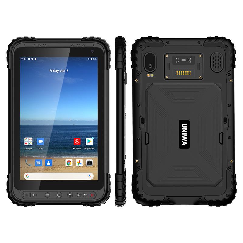 QCOM P888 Rugged Tablet 03