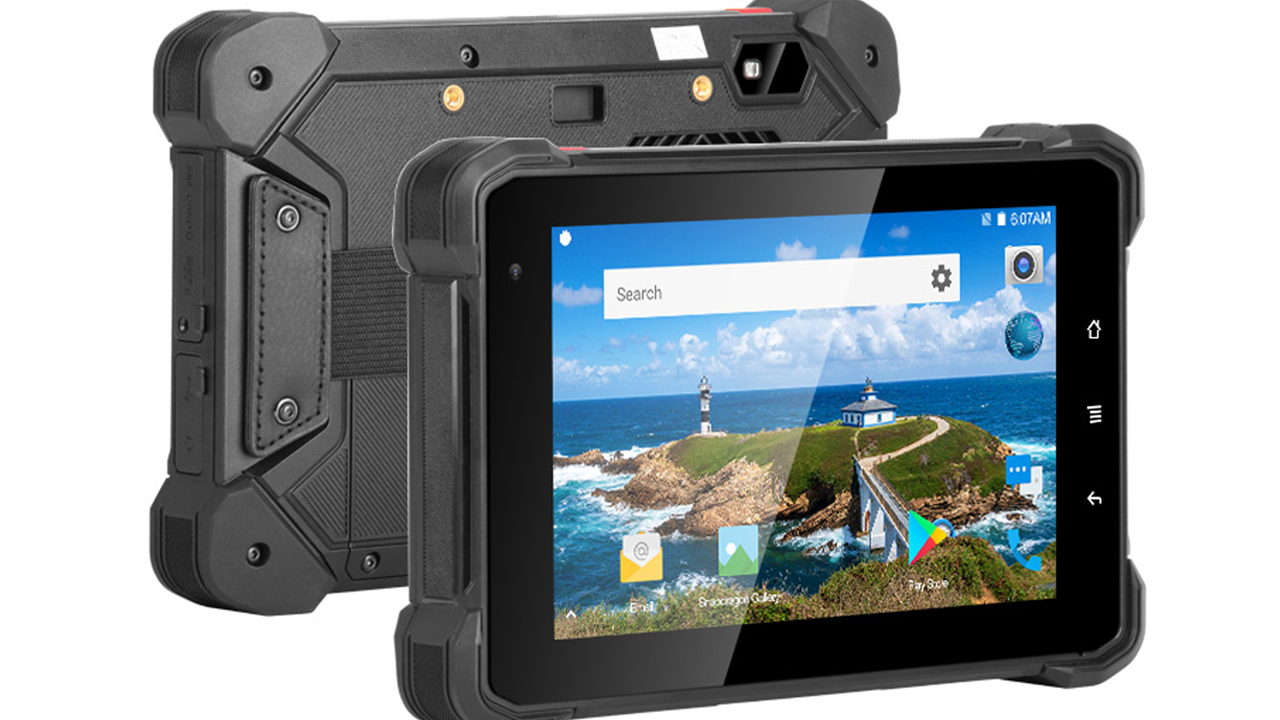 Digitizing Warehouse Operations With Android Rugged Tablet