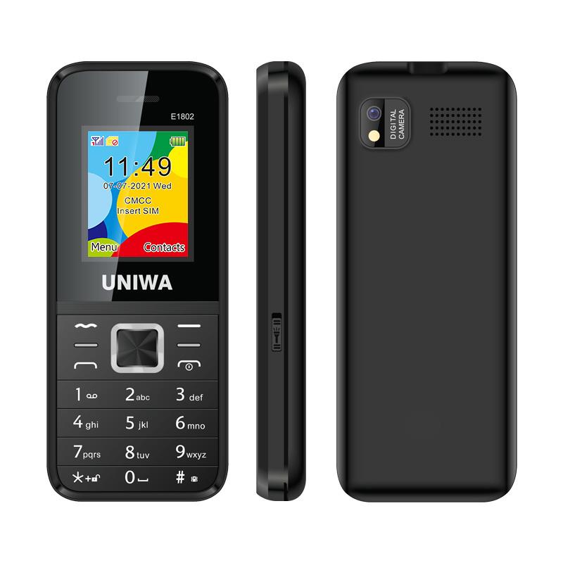 UNIWA E1802 Feature Phone 01