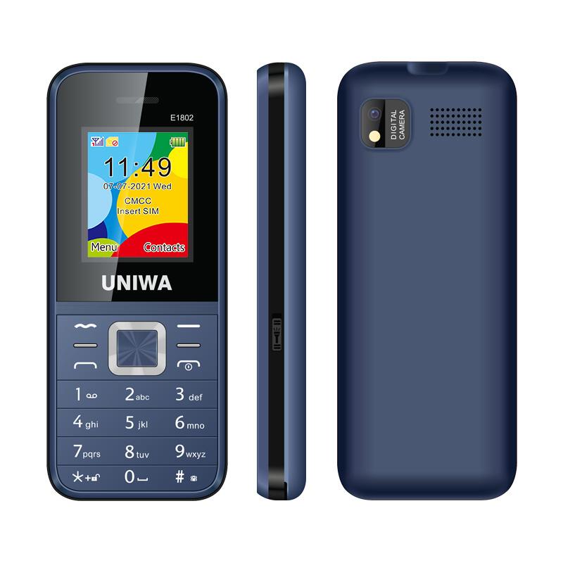 UNIWA E1802 Feature Phone 02