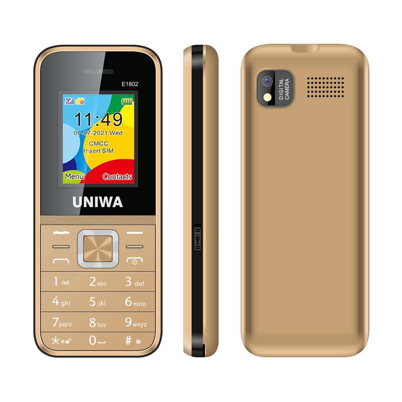 UNIWA E1802 Feature Phone 03