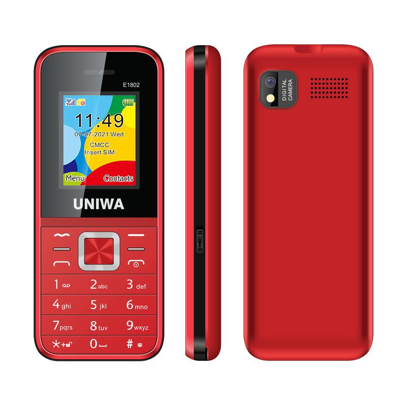 UNIWA E1802 Feature Phone 04