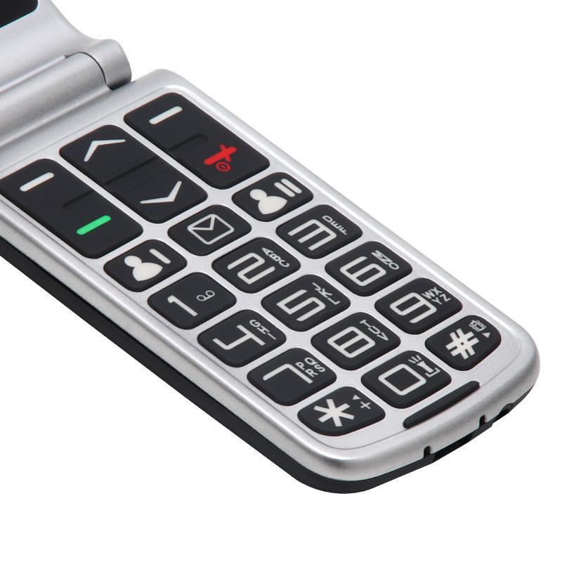 UNIWA F247L flip phone 04