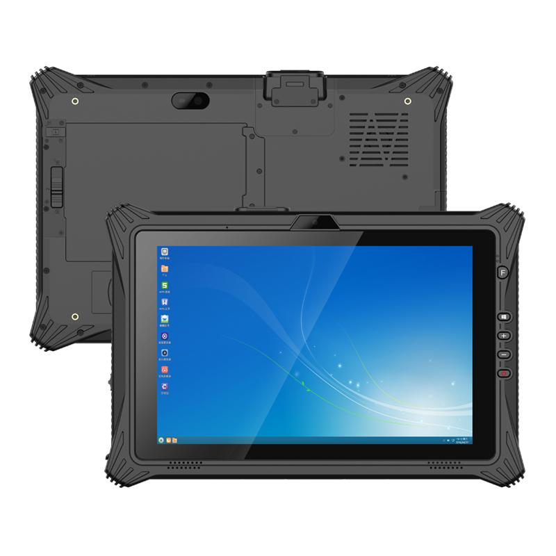 WinPad W107 10.1 Inch USB i5 i7 8GB RAM 256 GB LTE Windows Industiral Rugged Tablet