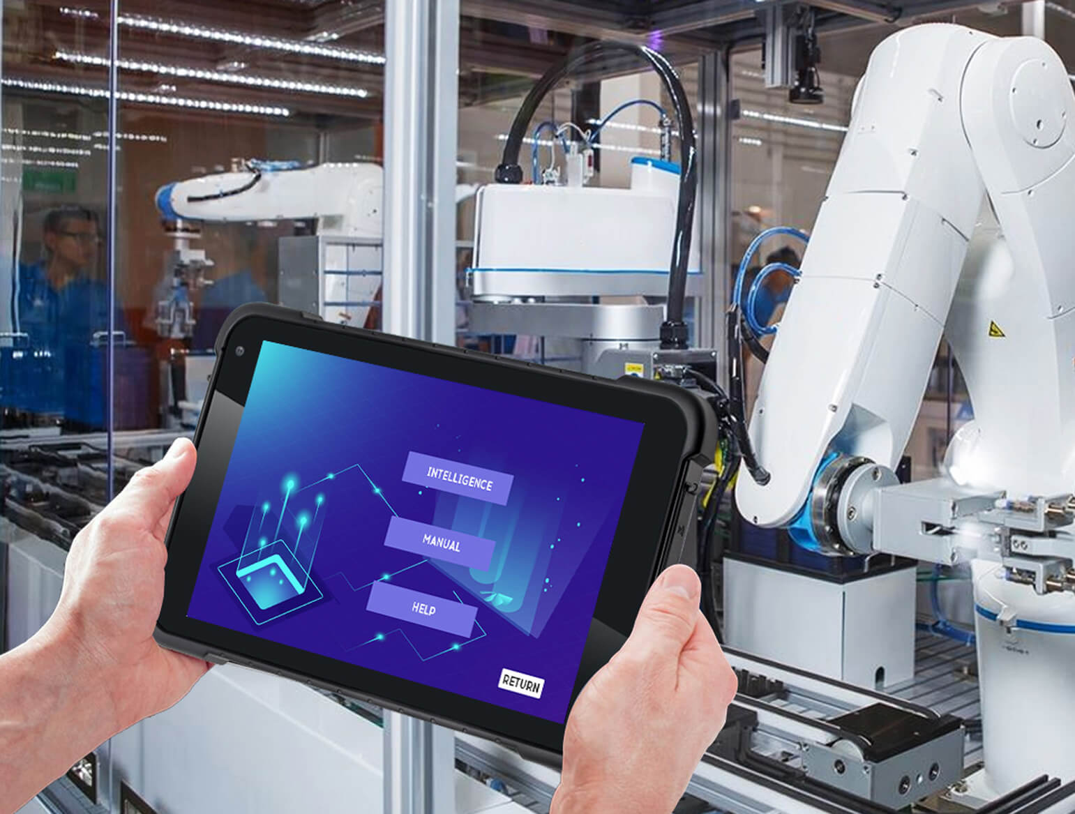 Industrial Tablet PC Solutions
