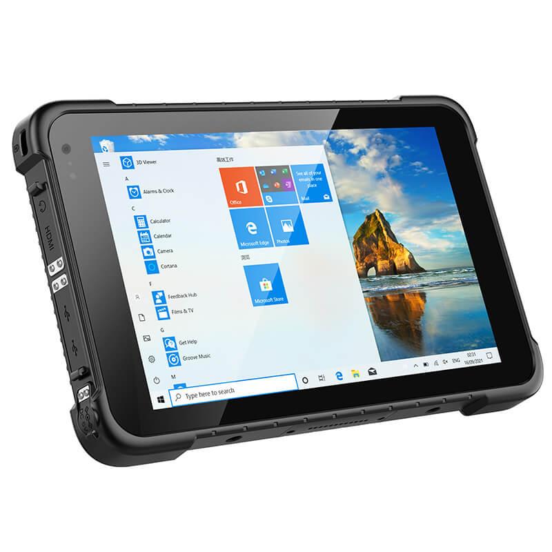 WinPad W86H Rugged Tablet 02