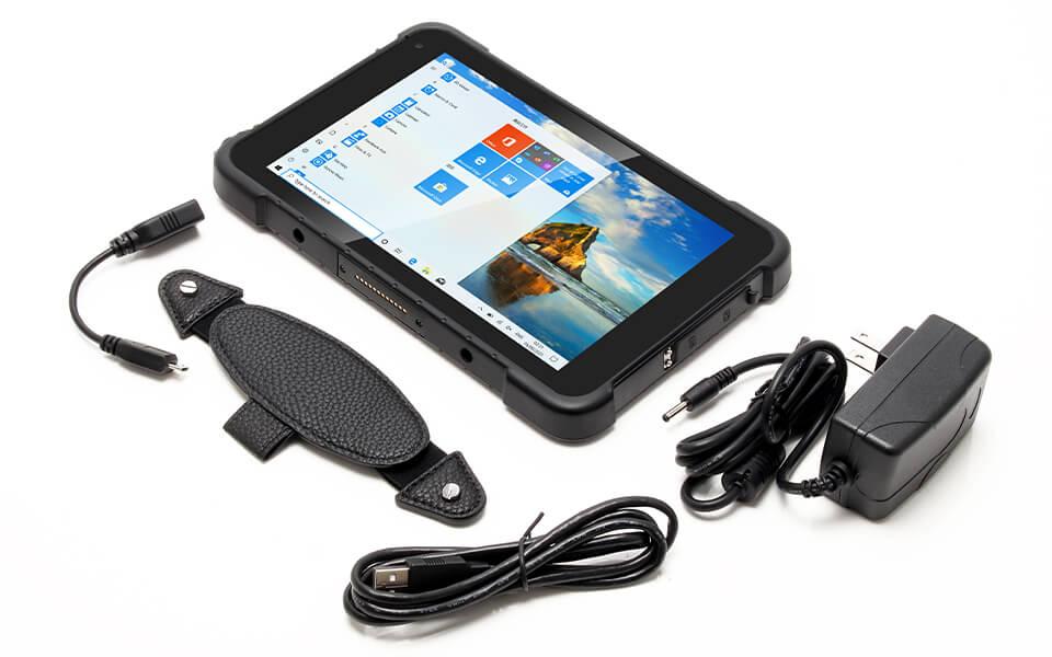 WinPad W86H Rugged Tablet 05